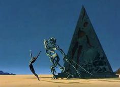 Hace unos meses descubrí que en el año 1946 Walt Disney encargó a Salvador Dalí un cortometraje animado de seis minutos, bajo el título de Destino, dicho cortometraje estaría basada en una canción del compositor mexicano de Armando Domínguez e interpretada por Dora Luz.