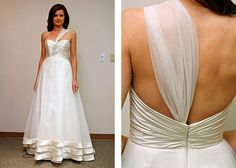 adding straps to a strapless gown | weddings & such | Pinterest ...