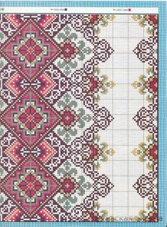 Cross stitching , Etamin and crafts: Traditional cross stitch Pattern Cross Stitch Sampler Patterns, Cross Stitch Borders, Cross Stitch Kits, Cross Stitch Charts, Cross Stitch Designs, Cross Stitching, Folk Embroidery, Cross Stitch Embroidery, Embroidery Patterns