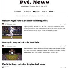#Sports  http://ift.tt/1CeNjph #PvtNews Or Google #PvtNews