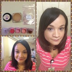 Viviendo al natural en Honduras: Maquillaje The All Natural Face -- Vegano -- Sin Q...