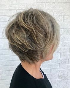 20 Cute Hairstyles For Women Over 50 Hairstyles Over 50, Bandana Hairstyles, Cute Hairstyles, Straight Bangs, Long Bangs, Short Layer Cut, Tousled Bob, Medium Length Cuts, Sweeping Bangs