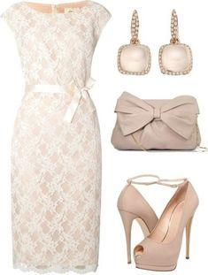 How ladylike? A very modern, southern belle outfit :) Look Fashion, Fashion Beauty, Womens Fashion, Fashion Styles, Fashion Ideas, Mode Style, Style Me, Pretty Dresses, Beautiful Dresses