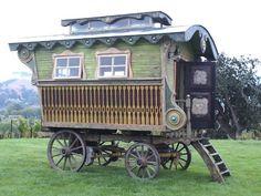 Gypsy Wagon | Vardo