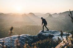 Wild campen in Deutschland: Wo es erlaubt ist - [GEO] Camping In Deutschland, Hotel Am Strand, Camellia Tree, Switzerland Hotels, Visit Germany, Late Middle Ages, Reisen In Europa, Bike Path, Climbers