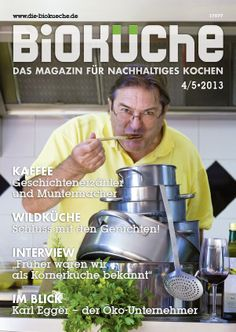 Ausgabe 4/5 erscheint am 28.11.2014