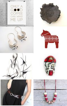 Good Coffee and Good Friends .. by Tranquillina on Etsy--Pinned with TreasuryPin.com