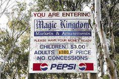 Magic Kingdom, Sydney Australia 1970s-1990s Abandoned Amusement Parks, Abandoned Places, I Remember When, Magic Kingdom, Childhood Memories, Around The Worlds, Sydney Australia, 1990s, Future