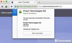 Sicher, anonym und verschluesselt E-Mails versenden und empfangen!