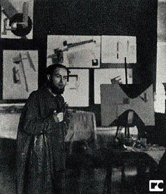 'We believe that the elements in the chemical formula of our creative work, problem, invention, and art, correspond to the challenges of our age.' - El Lissitsky (1890 - 1941)