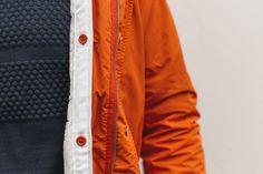 Lambrettone Jacket / by Aspesi