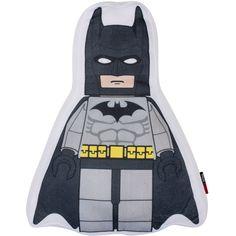 Character World Lego Batman Cards Shaped Cushion
