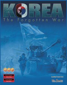 Korea: The Forgotten War   Image   BoardGameGeek