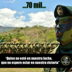 #MilitaresColombianos
