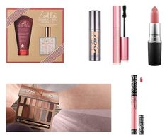 September wishlist by closetkate on Polyvore featuring beauty, Too Faced Cosmetics, MAC Cosmetics, Kat Von D and Urban Decay
