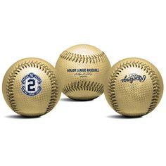 New York Yankees Derek Jeter Final Season Gold Ball - MLB.com Shop