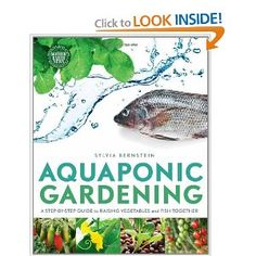 Aquaponics is a revolutionary system for growing plants by fertilizing them with the waste water from fish in a sustainable closed system. A combination of aquaculture and hydroponics, aquaponic gardening is an amazingly productive way to grow organic vegetables, greens, herbs, and fruits, while providing the added benefits of fresh fish as a safe, healthy source of protein.