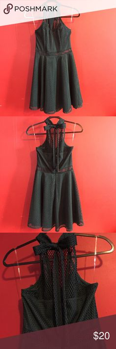 Flattering teal dress Super cute. Have no where to wear it. NWOT.  Accepting most offers!! I'm saving up to go on tour with my husband! Check out Nine Lashes(Christian rock band)!! Charlotte Russe Dresses