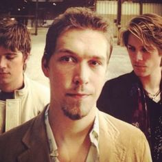 #Hanson #throwbackthursday from 2007.
