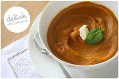 roast pumpkin soup    Made From Scratch