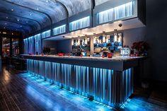 97 Best Lounge & Bar Design Images Ideas - Travel tips - Travel tour - travel ideas Pub Design, Lounge Design, Bar Lounge, Hookah Lounge Decor, Bar Interior Design, Design Salon, Diy Interior, Kitchen Interior, Design Bar Restaurant