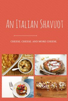15 Italian Recipes for Shavuot - Joy of Kosher Kosher Recipes, No Dairy Recipes, Jewish Recipes, Italian Recipes, Greek Recipes, Easy Cooking, Healthy Cooking, Spiced Pecans, Israeli Food