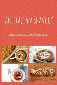 15 Italian Recipes for Shavuot | Joy of Kosher with Jamie Geller