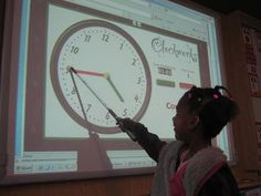 Interactive Smartboard activities for Math