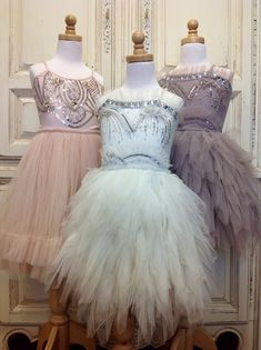 Tutu Du Monde dresses have just arrived and they are magnificent!