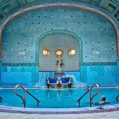 Free Baths On World Water Day In Hungary, The Empire Of Thermal Waters Cities In Europe, Central Europe, Travel Europe, Hamsters, Budapest Spa, S Spa, Hungary Travel, World Water Day, Cultural Experience