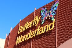 Butterfly Wonderland Scottsdale, Arizona