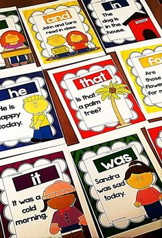 Looking for some new ways to teach sight words to ESL students? Then you're going to love the freebies, ideas and activities included in this post! Click to see some easy and simple games to teach sight words to kids. These activities help promote sight word recognition and pronunciation. #SightWords #ESL