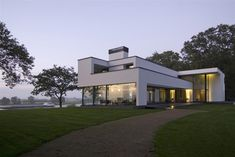 MAAS ARCHITECTEN b.v. (Project) - Nieuwbouw woonhuis - PhotoID #190043 - architectenweb.nl