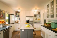 traditional kitchen by Beth Dana Design