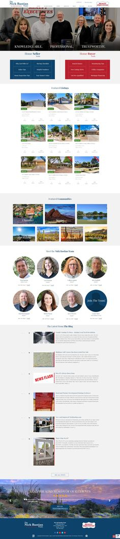 Tempe Real Estate Agent, Nick Bastian has been helping people buy and sell real estate in the valley for over 25 years. Real Estate Website Design, Realtor Websites, Selling Real Estate, Marketing Materials, Helping People, Branding, Signs, Brand Management, Shop Signs