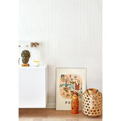 Majvillan: Leya wallpaper.
