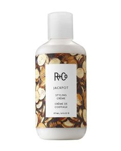 Looking for R+Co Jackpot Styling Creme ? Check out our picks for the R+Co Jackpot Styling Creme from the popular stores - all in one. Creme, Perfect Blowout, Aloe Leaf, Thing 1, Loose Curls, Beach Hair, Wet Hair, Working Woman, Luxury Beauty