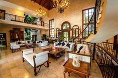 Rental Properties Barranca 21 | Caribbean Luxury Villas Villas, Luxury Villa Rentals, Rental Property, Private Pool, Jacuzzi, Game Room, Swimming Pools, Mansions, House Styles