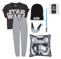 """Star Wars"" by youtubegirl777 ❤ liked on Polyvore featuring T By Alexander Wang, Nicopanda and Irregular Choice"
