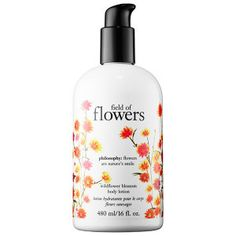 philosophy - Field of Flowers Wildflower Blossom Body Lotion  #sephora