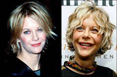 Aging... Meg Ryan