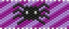 spider bead pattern