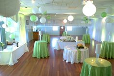 harbour room in spring decor Rowing Club, Stanley Park, Vancouver, Table Decorations, Spring, Room, Wedding, Ideas, Home Decor