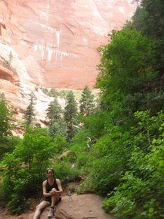 Park Family Insurance > Blog - Kolob Canyon, Taylor Creek Trail