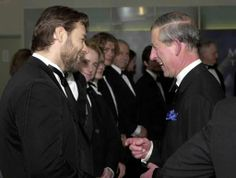 Prince Charles and Russ