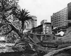 38 Photos of Pershing Square From 1866 to Today - Sepia Tones - Curbed LA