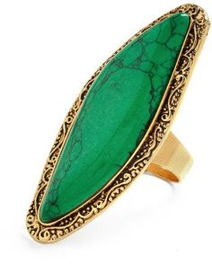 ShopStyle: Legend Has It Ring