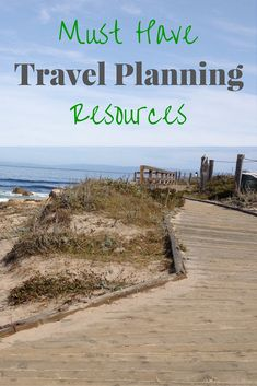 How to make this your view on your next vacation. Travel Planning Resources. Travel Tips. Travel Resources. Save on Travel. From booking flights to hotel rooms to activities, your must have travel planning resources. How to save on travel while still booking an amazing trip.