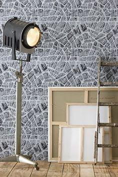 ferm living wall paper