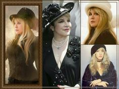 Stevie Nicks Collage Created By Tisha 12/2/14
